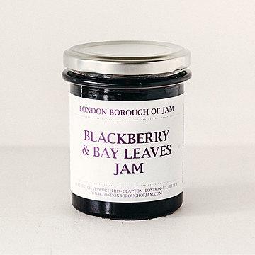 London Borough of Jam ブラックベリーとベイリーフのジャム