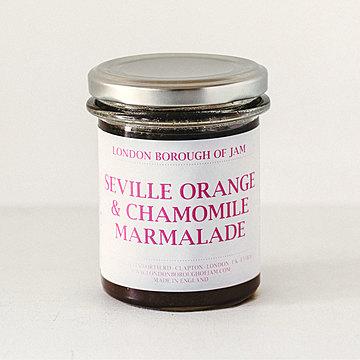 London Borough of Jam セビルオレンジとカモミールのマーマレード